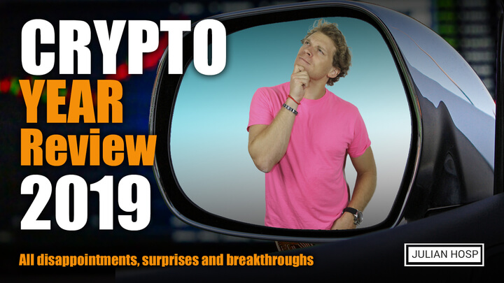 Crypto Year Review 2019