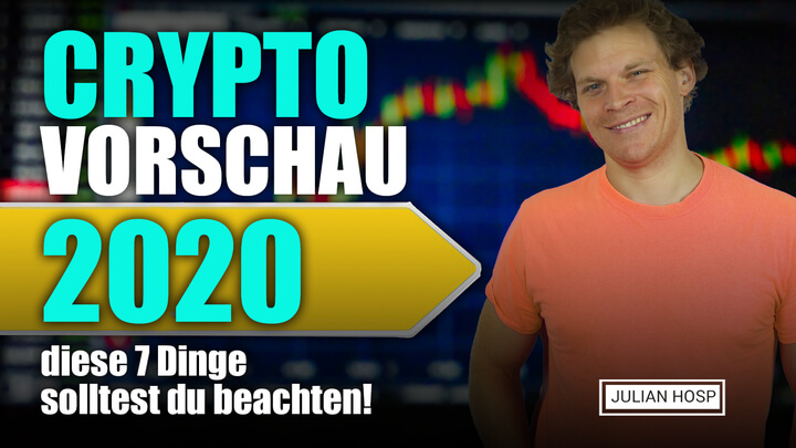 Crypto Vorschau 2020