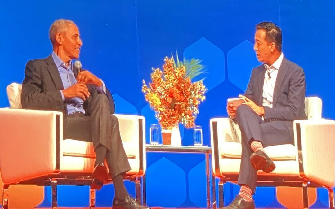 3 Dinge welche Barack Obama wach halten