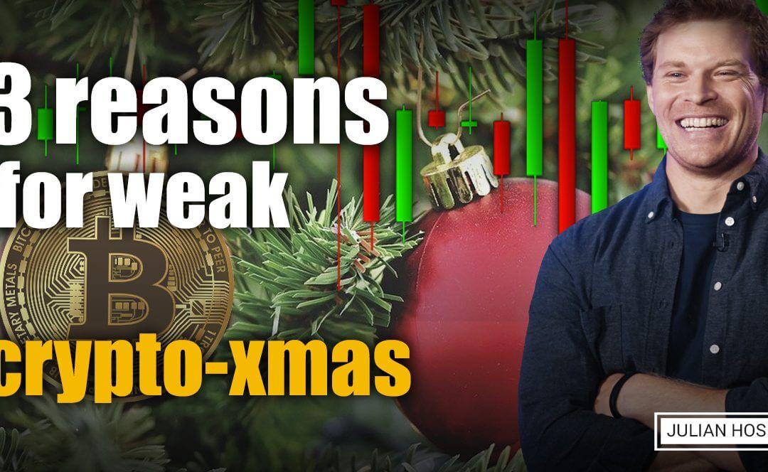 3 reasons for weak crypto-xmas