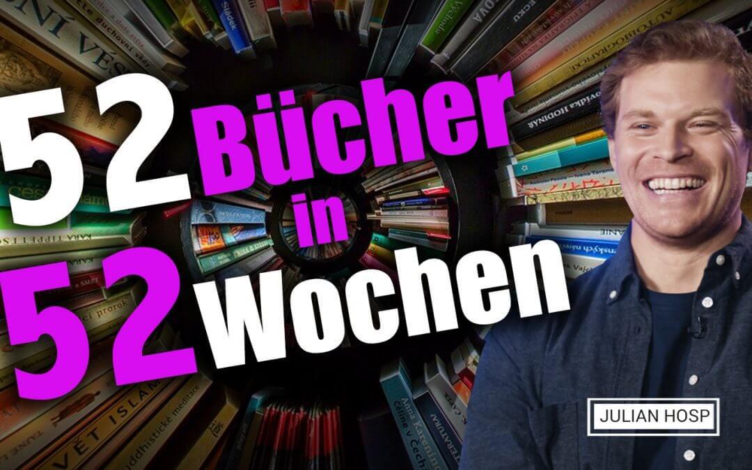 52 Bücher in 52 Wochen 2019 Teil 2