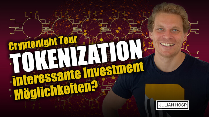 TOKENIZATION – INTERESSANTE INVESTMENT MÖGLICHKEITEN?