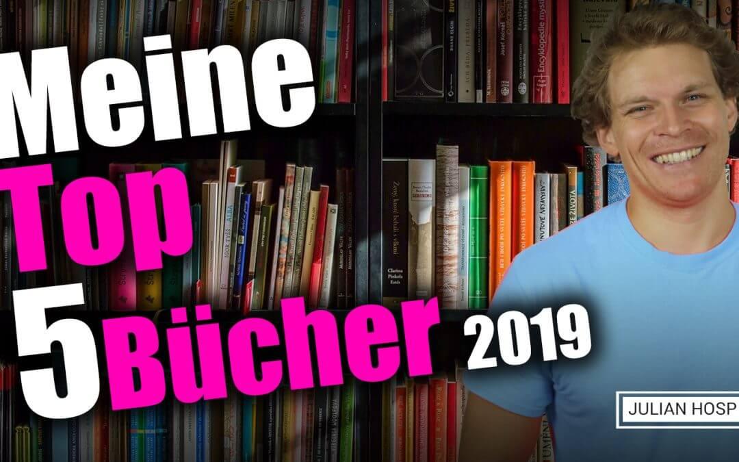 Meine Top 5 Buchempfehlungen 2019