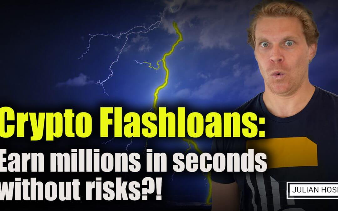 CRYPTO FLASHLOANS: EARN MILLIONS IN SECONDS WITHOUT RISK?!