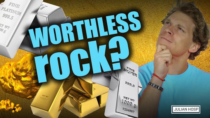 Gold & Precious Metals in a portfolio? My strategy!