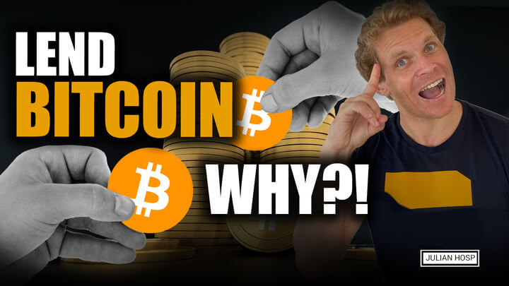 Why do people borrow Bitcoin?