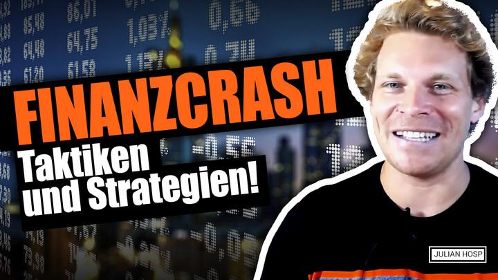 FINANZCRASH 2020: MEINE TAKTIKEN UND STRATEGIEN!