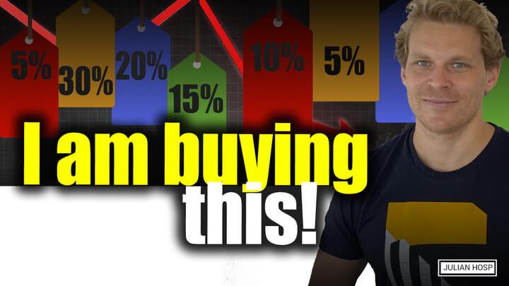 Stocks & Bitcoin on sale! Buy now?