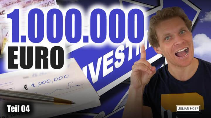 WIE WÜRDE ICH JETZT 1.000.000 EUR INVESTIEREN?