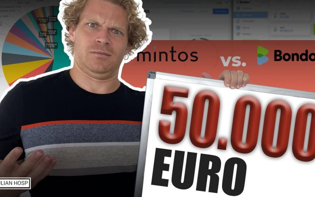 P2P LIQUIDITAT STRESSTEST- 50.000 EURO VON BONDORA & MINTOS IN KRISE ABZIEHEN