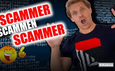 WENN KRYPTO SCAMMER ANDERE SCAMMER SCAMMEN (EXTREM LUSTIG!!!)