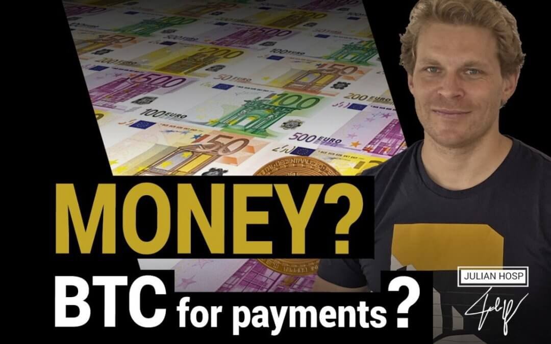 What is money and can Bitcoin function as a means of payment?