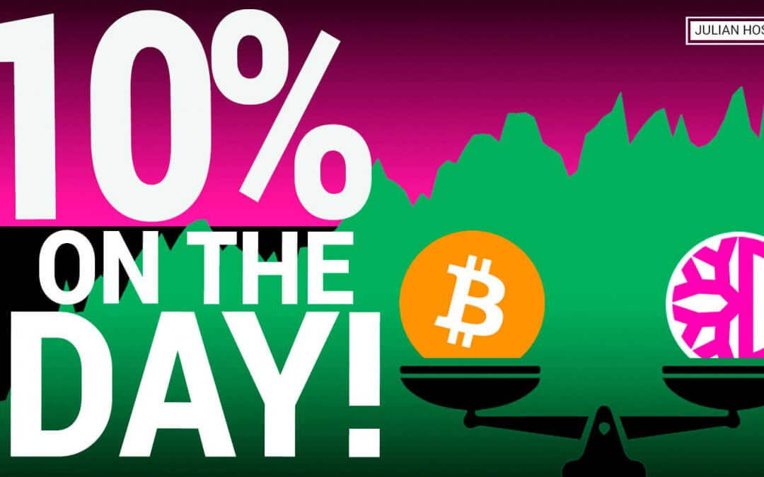 10% per day with arbitrage trading on Automated Market Makers (AMM)