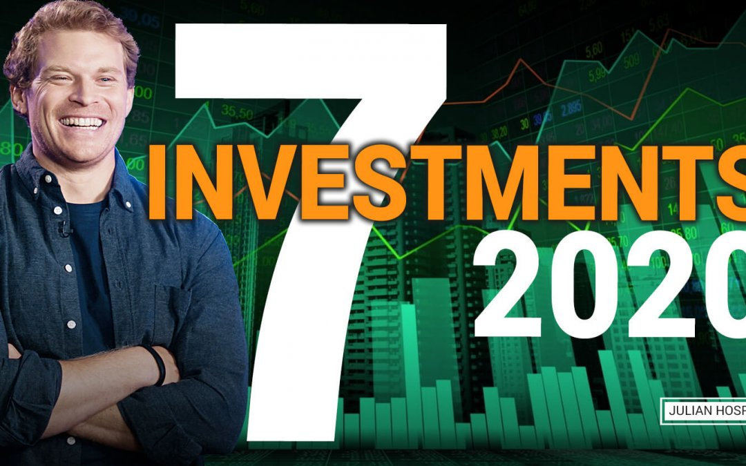 My Top 7 Investments from 2020 (Reflection Video)