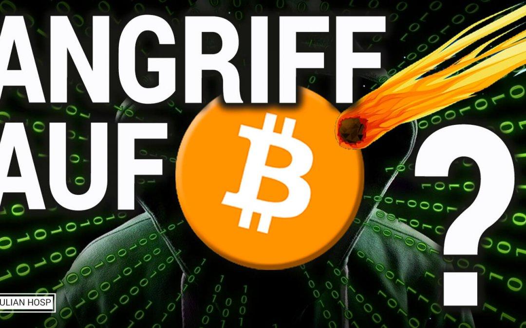 Bitcoin 51% Attacke! Kann China Bitcoin manipulieren?