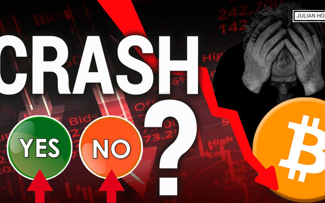 Crypto Market Crash due to Bitcoin Double Spend?! [debunked!!]