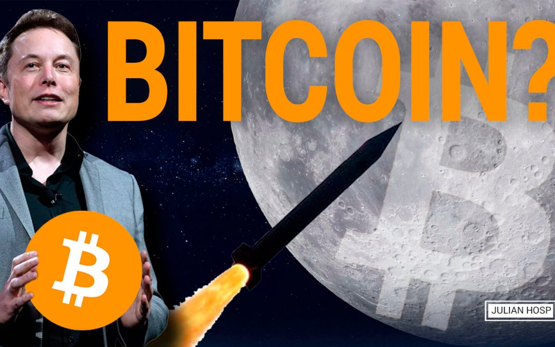 RUMOR!!! IS ELON MUSK INVESTING IN BITCOIN?!