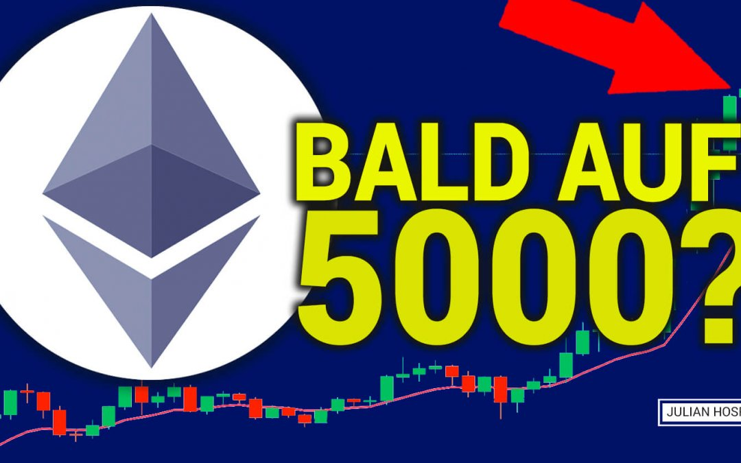 WOW!!! ETHEREUM ALL TIME HIGH!!! BESSER ALS BITCOIN???
