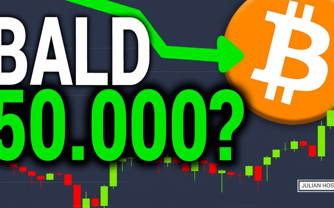 BITCOIN BOUNCE! Kommt jetzt die Recovery Ralley??