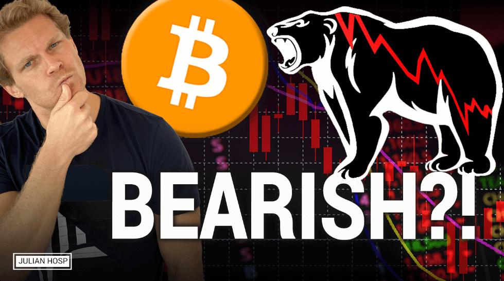 ACHTUNG! Bitcoin jetzt im Bärenmarkt?