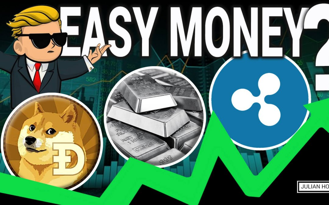 Can you make easy money with WallStreetBets? (DOGE, Ripple, Silver pump!)