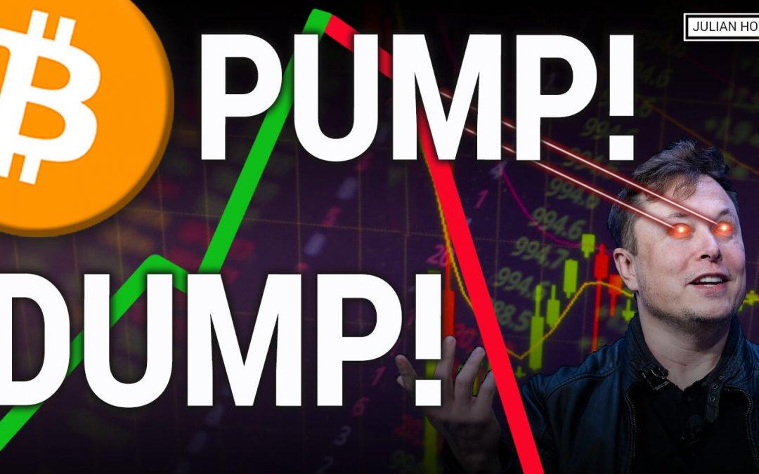 Elon Musk Bitcoin Pump & Dump – has he invested?