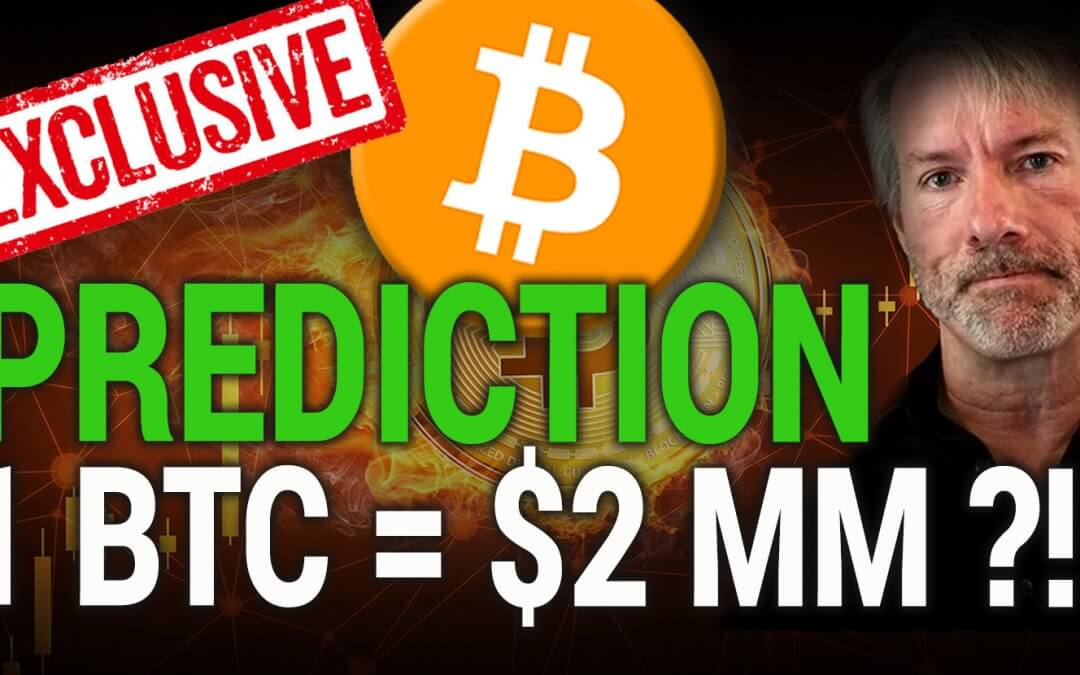 Interview with Michael Saylor: Bitcoin Price Prediction, Regulation, and much more