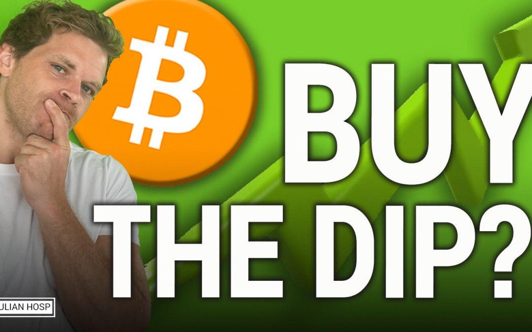 Bitcoin PUMP! Buy the bottom now?!