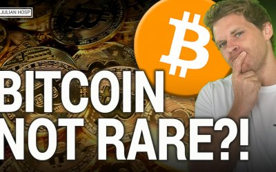 Nothing unique about Bitcoin?! Best Counter-Argument!