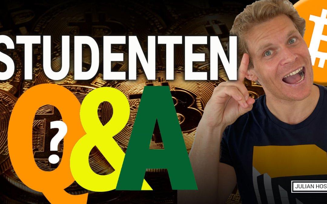 Bitcoin Q&A Studentenvereinigung Universität Heidelberg