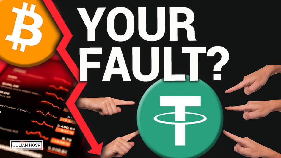 Facts & Story about Tether: Is Tether Scam Crashing Bitcoin?!