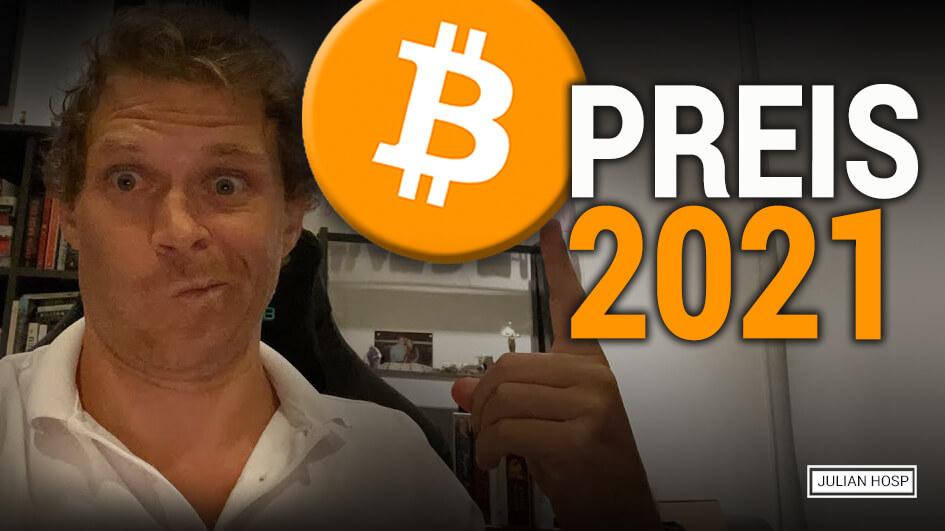 Bitcoin Preis 2021: Wie Geht's Weiter??