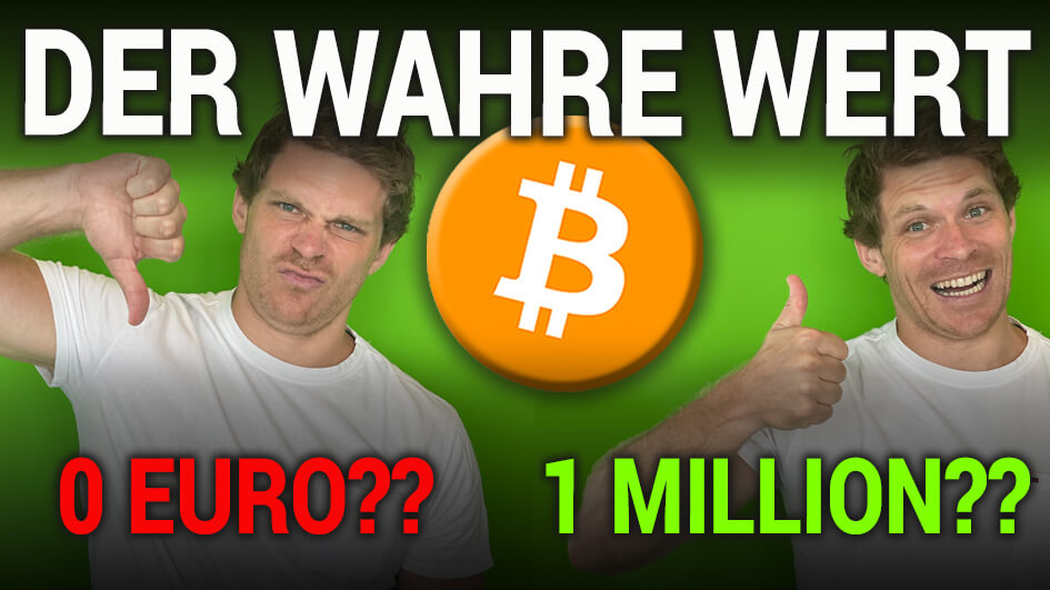 Bitcoin Wert UNBEKANNT?? (Achtung: Meinungsänderung!)
