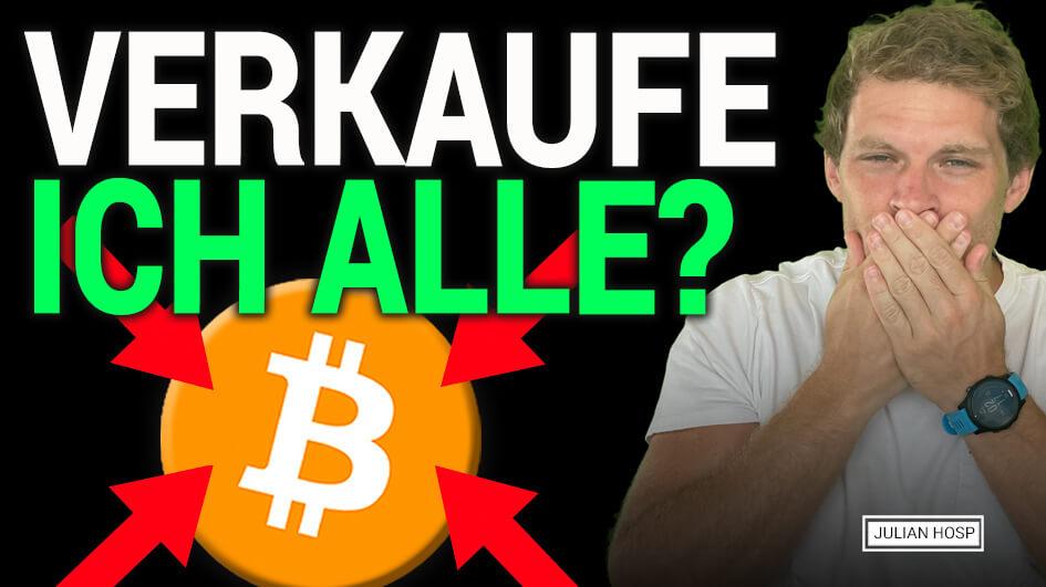 Wann verkaufe ich alle meine Bitcoins?