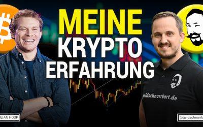 Der Geldschnurrbart – Meine Erfahrung im Crypto Bereich