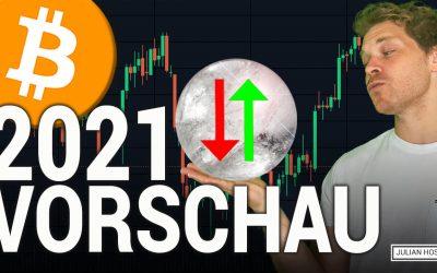 Bitcoin September 2021 Vorschau: Wie geht's weiter?
