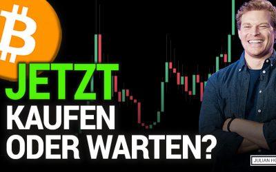 Achtung Bitcoin Neueinsteiger: Jetzt beim All-Time-High kaufen oder warten?!