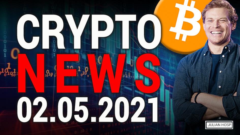 krypto neuigkeiten 2021